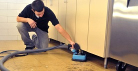 Commercial Cleaning Services, Floor Waxing